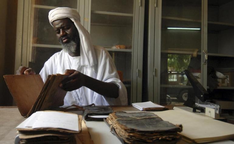 The Buried Treasures of Timbuktu