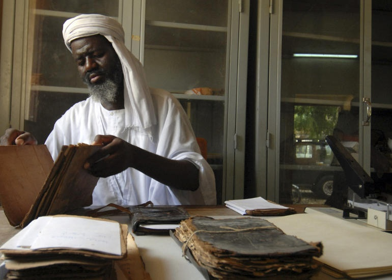 The Buried Treasures of Timbuktu