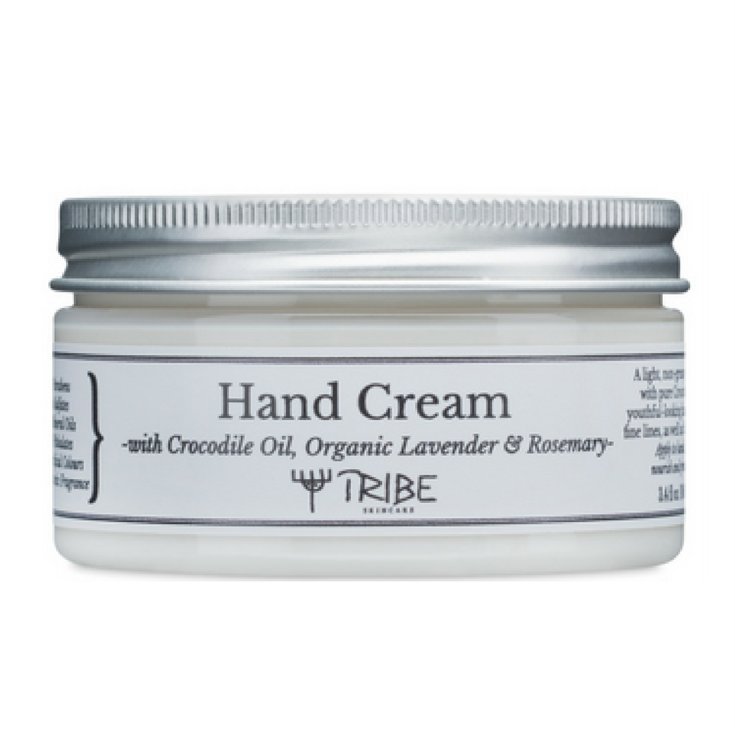 Hand Cream with Crocodile Oil
