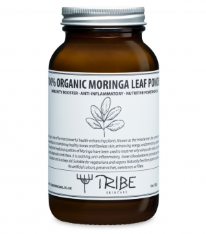100% Raw Organic Moringa Leaf Powder