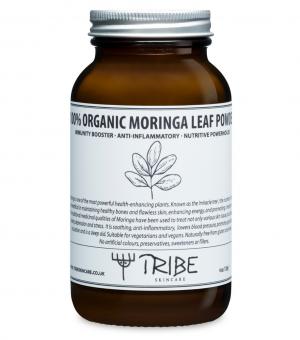 100% Raw Organic Moringa Leaf Powder