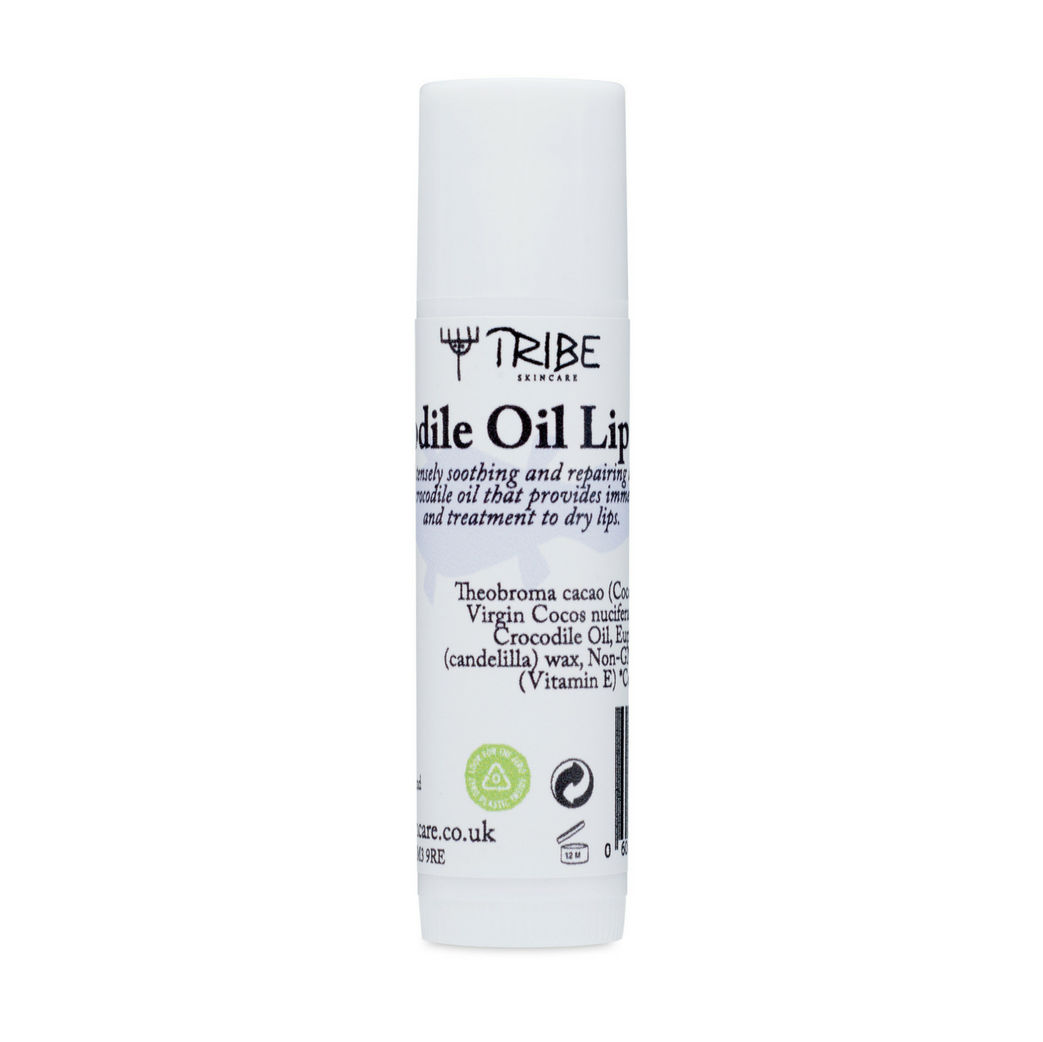 Crocodile Oil Lip Balm SPF7