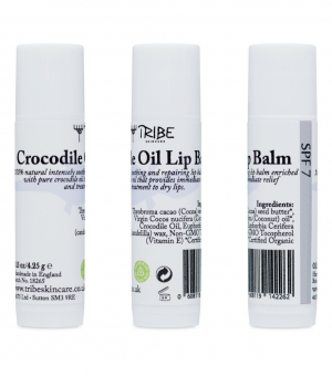 Crocodile Oil Lip Balm SPF7 (Pack of 3)