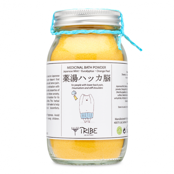 Japanese Mint Bath Powder