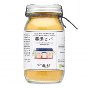 Liquorice Aomori Hiba Oil Bath Powder
