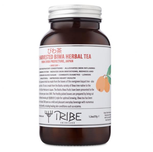 Wild Harvested Biwa Herbal Tea